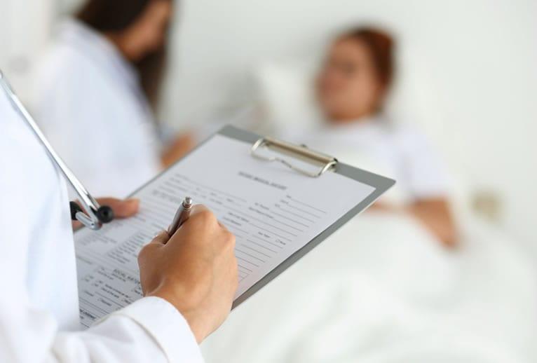 Importância do histórico médico