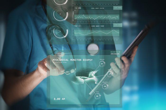 Exames digitalizados através da telemedicina