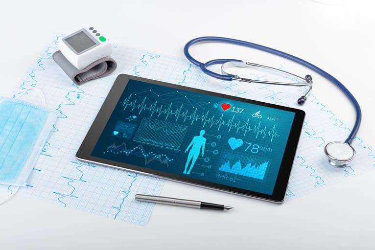 Laudo de Eletrocardiograma a distância