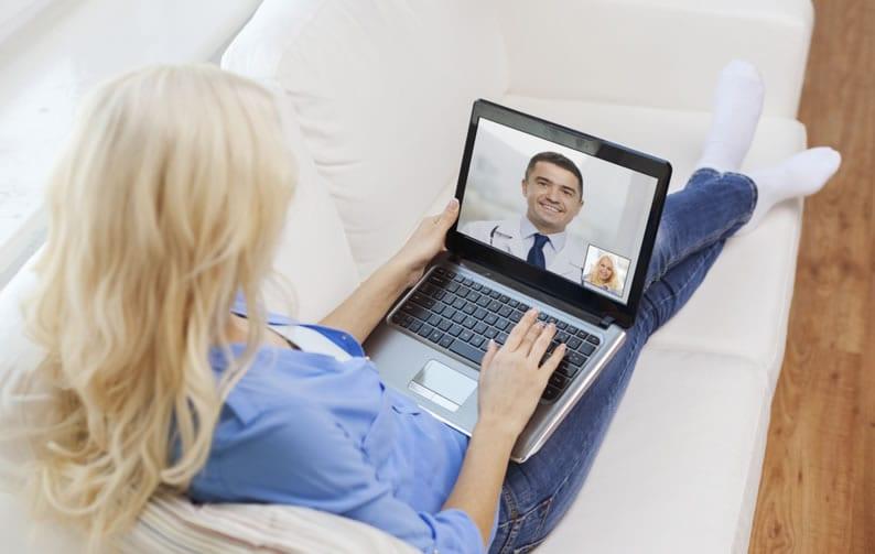 Quais especialidades se beneficiam com o laudo digital a distância?