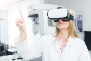 realidade virtual na medicina