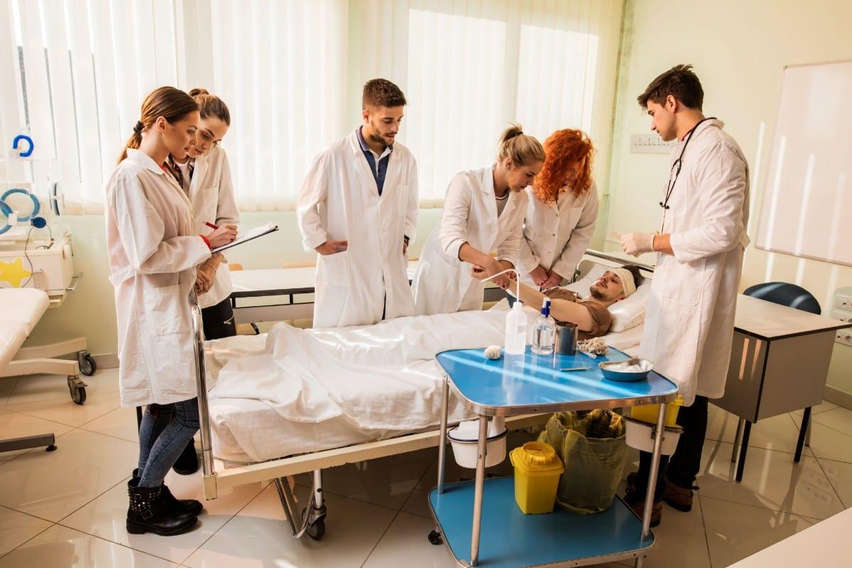 especialização médica