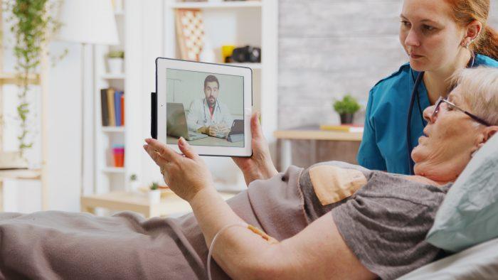 Telemonitoramento para pacientes crônicos