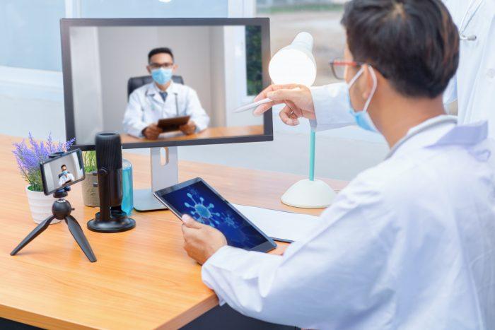 Doutores podem consultar uma segunda opinião através da plataforma de telemedicina