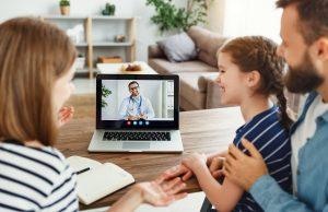 Como funciona a telemedicina pediátrica?