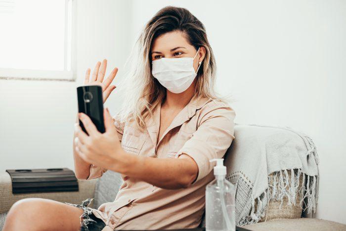 O médico virtual é essencial em um momento de distanciamento social