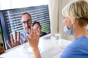 Com uma plataforma, você pode fazer agendamento online em qualquer data e horário