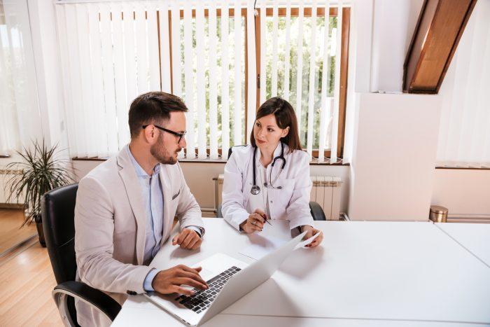 Uma boa gestão da qualidade em saúde oferece serviços e produtos de qualidade para os pacientes