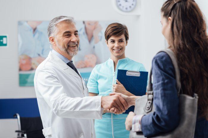 A experiência do paciente desde a confirmação de consulta