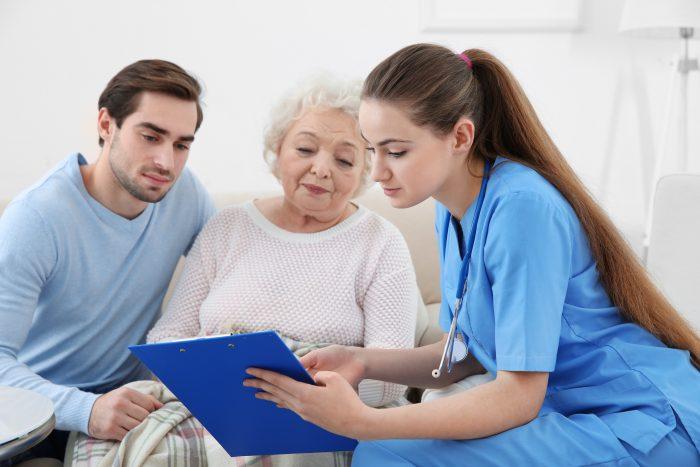 Realizar um tratamento humanizado para os familiares do paciente também auxilia na sua melhoria