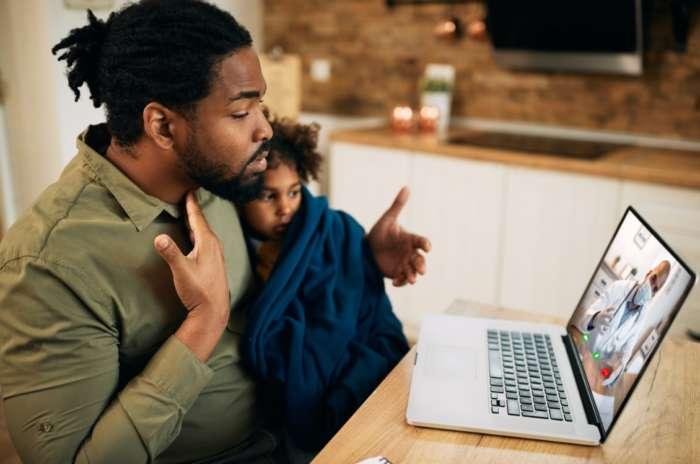 Confiabilidade para os pais na telepediatria