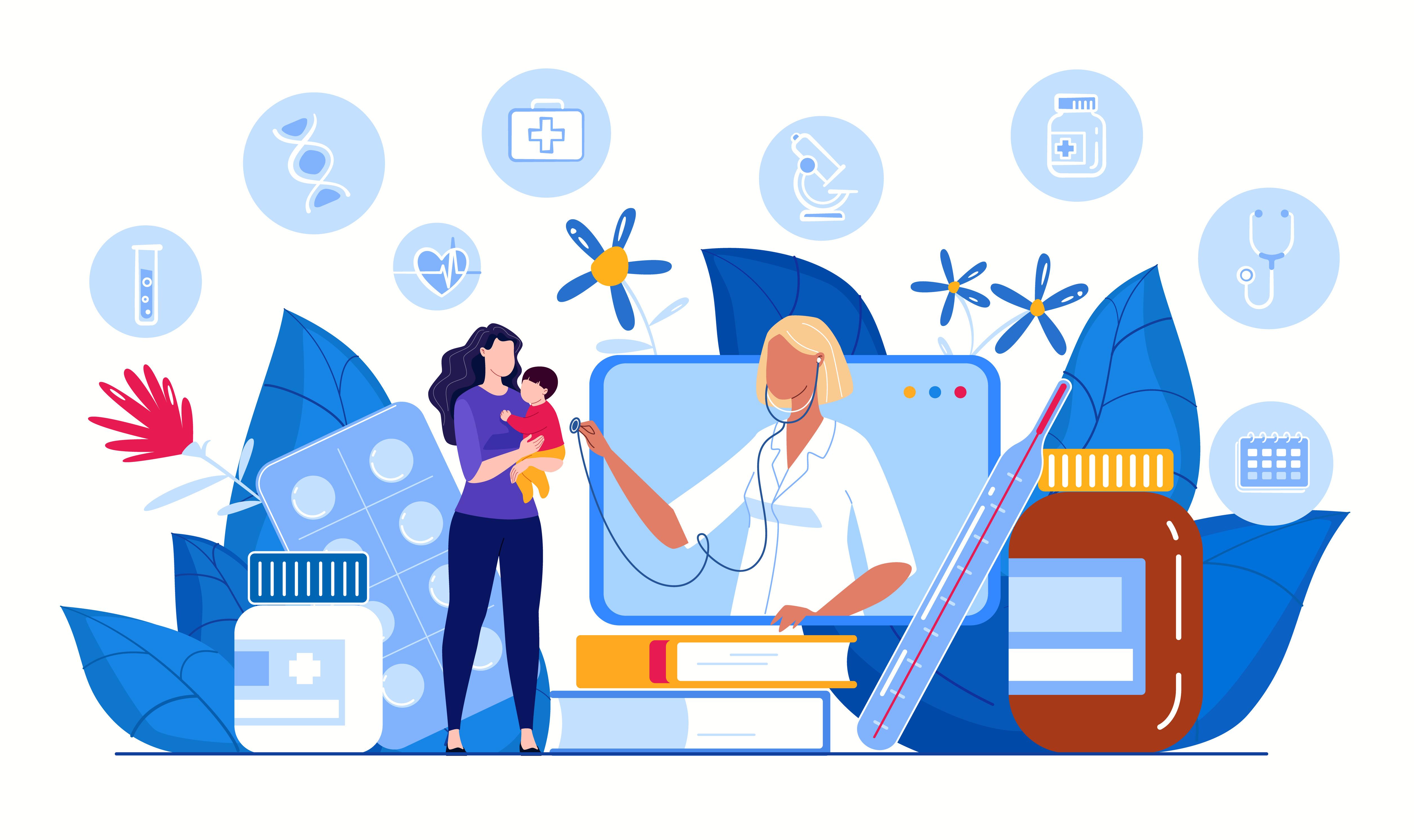 Atendimento pediátrico: como otimizar esse processo na sua clínica?