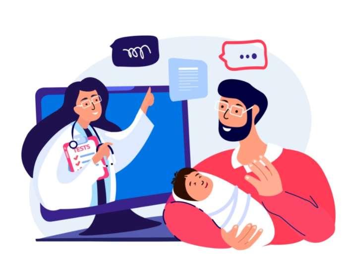 O atendimento pediátrico online é eficaz?