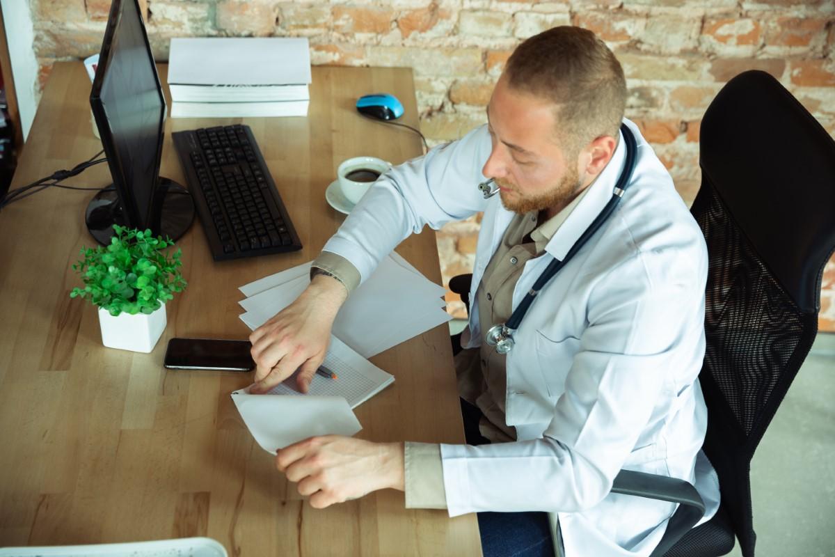 Especialidades médicas em consulta online