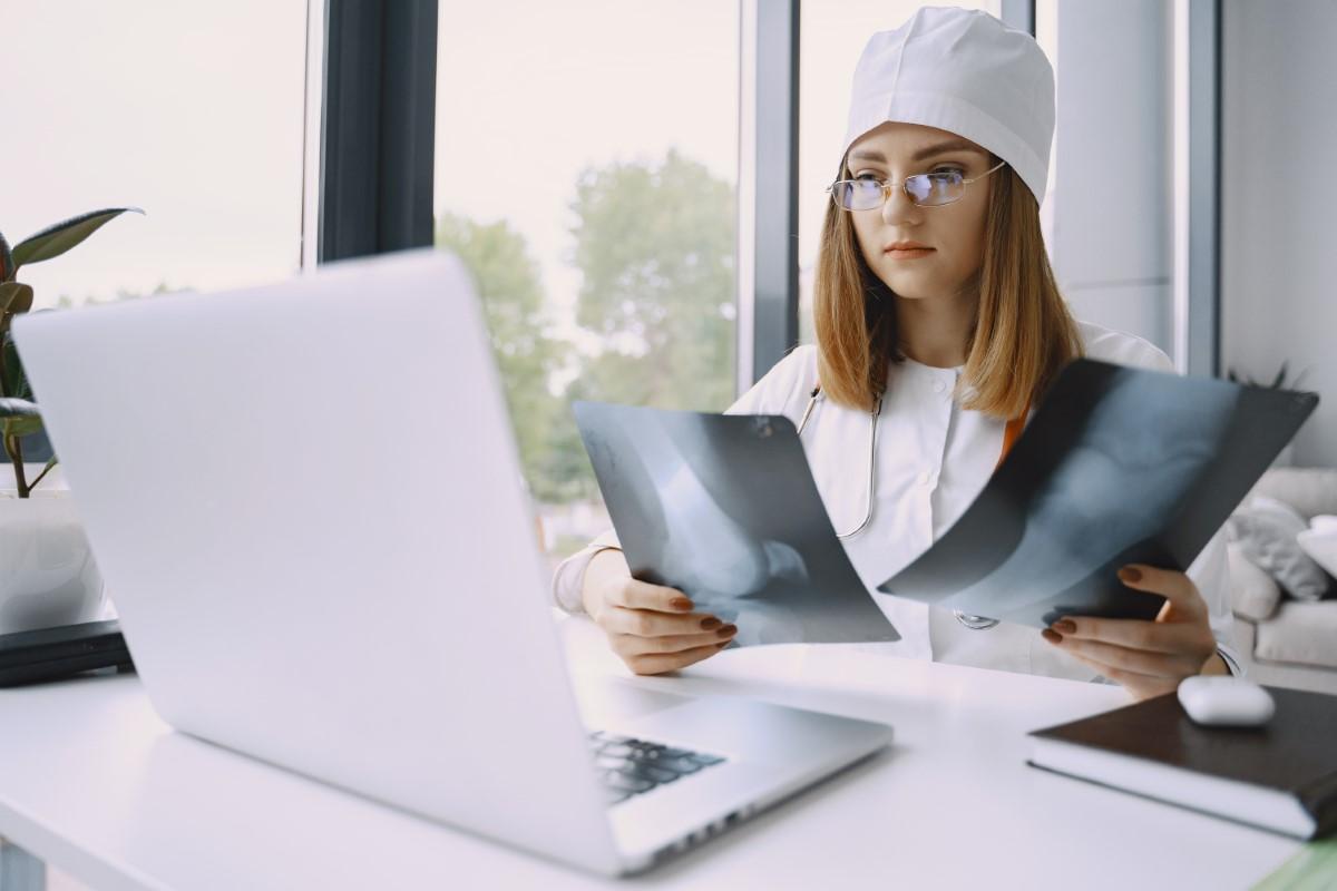 Atendimento online na telemedicina