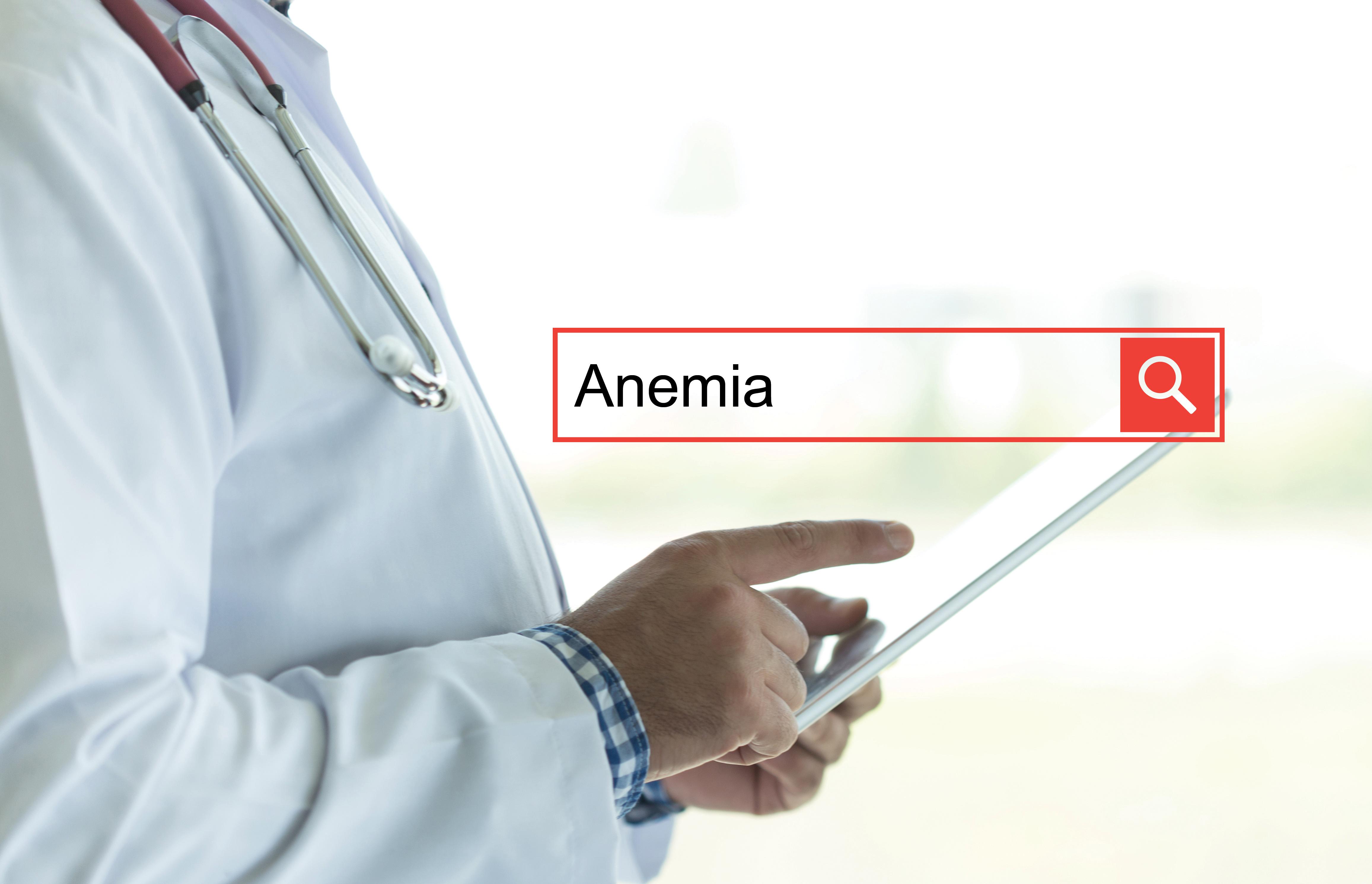 Quais são os tipos de anemia?