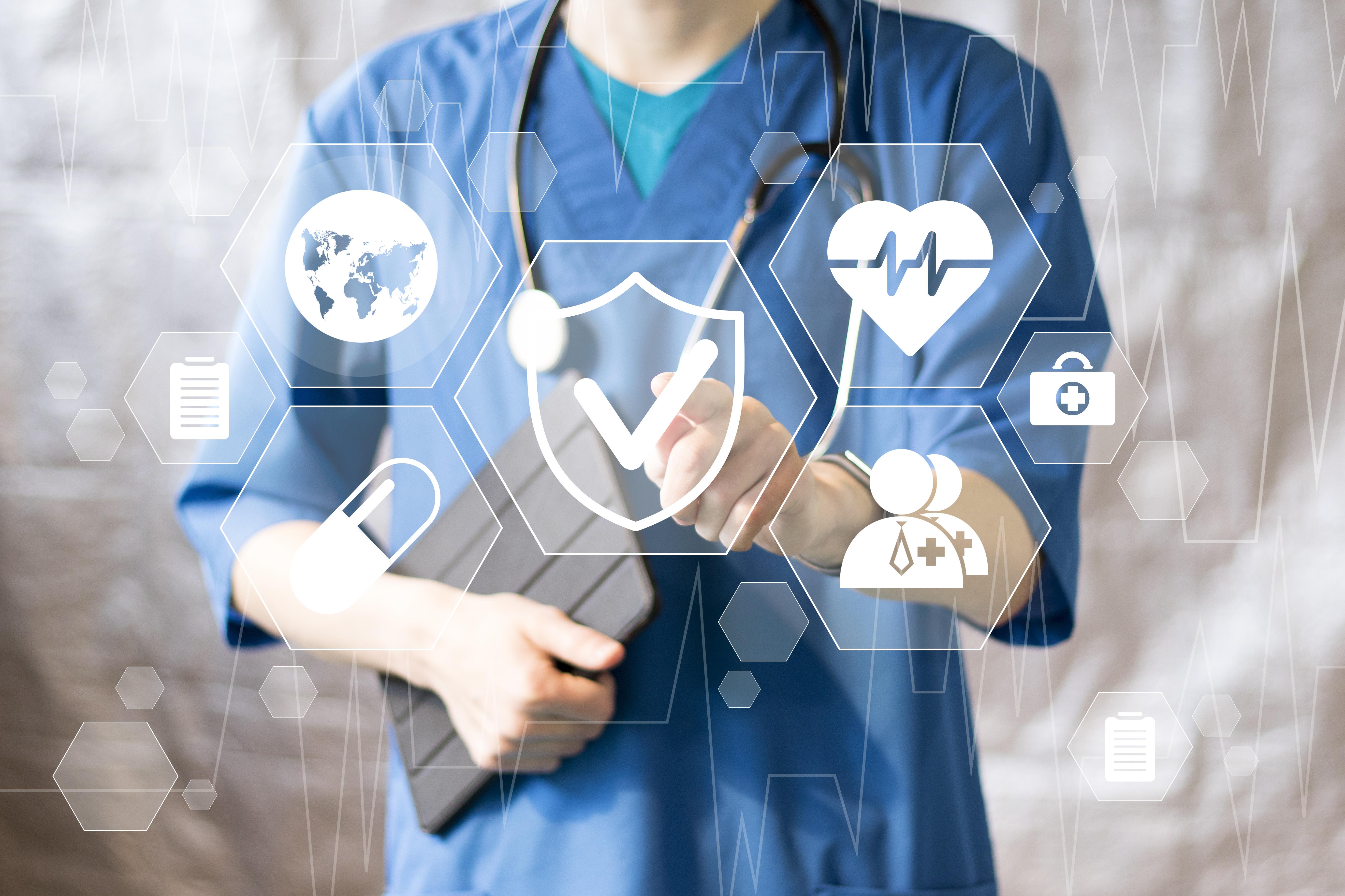 Tipos de certificado digital para médicos