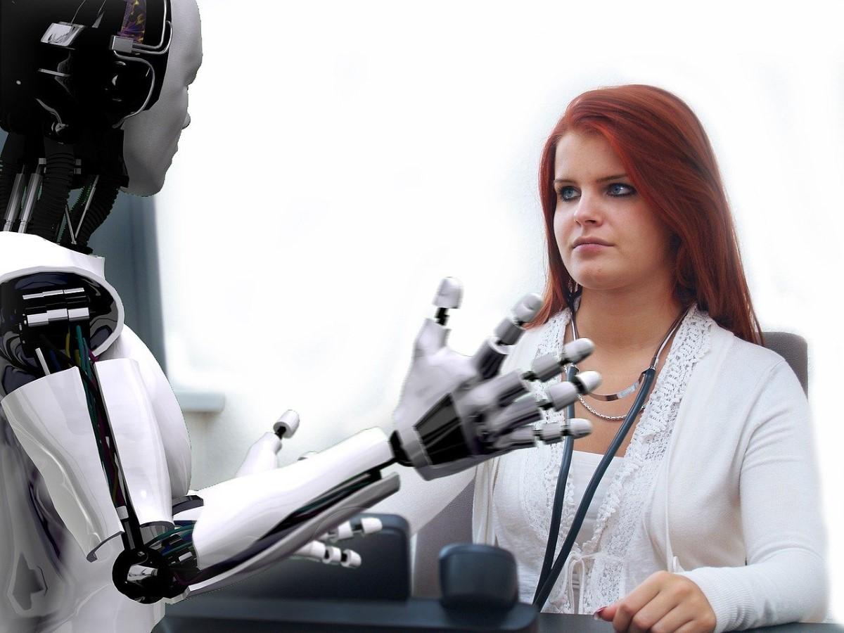 Robôs na medicina