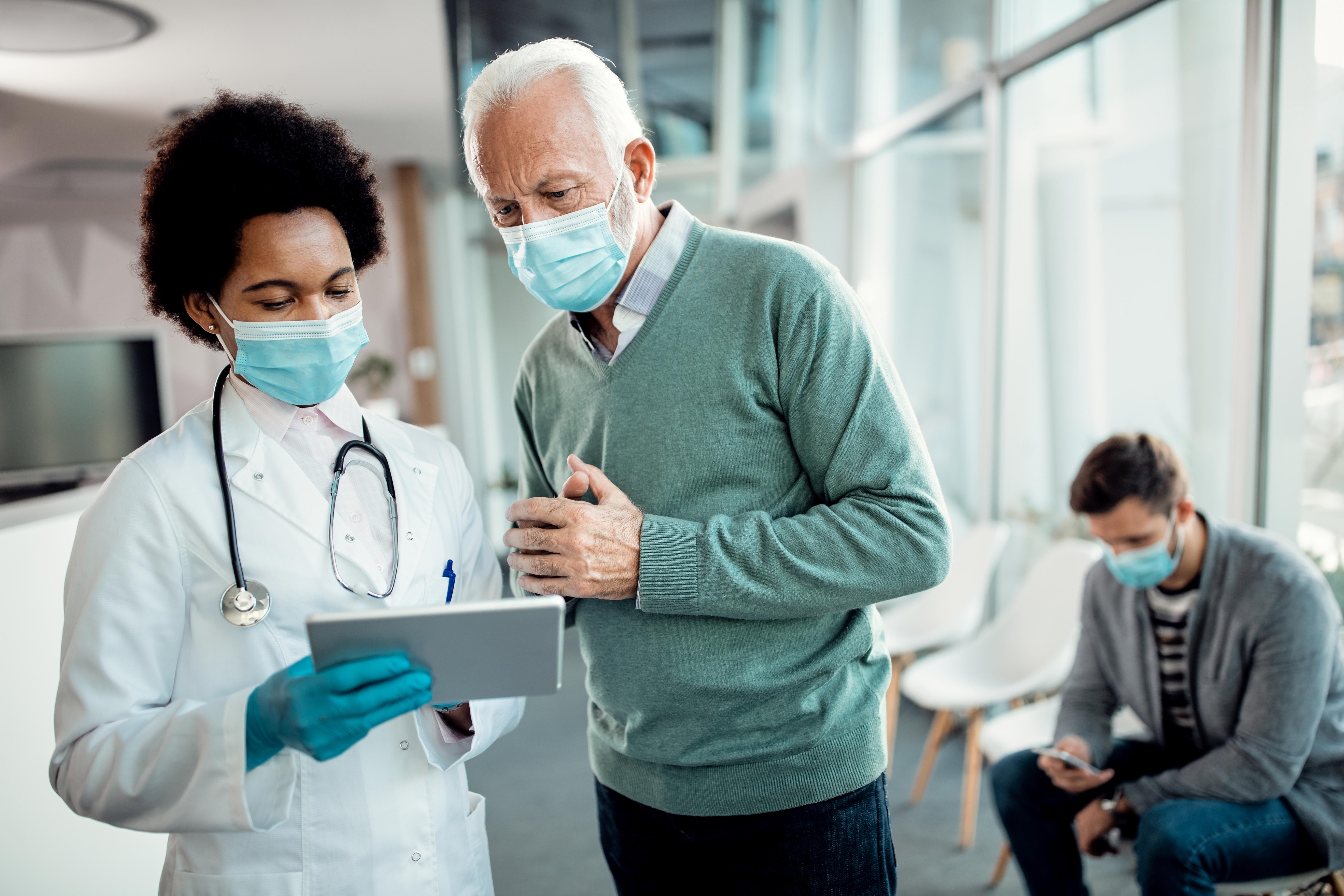 A relação entre relatório médico e dados confiáveis