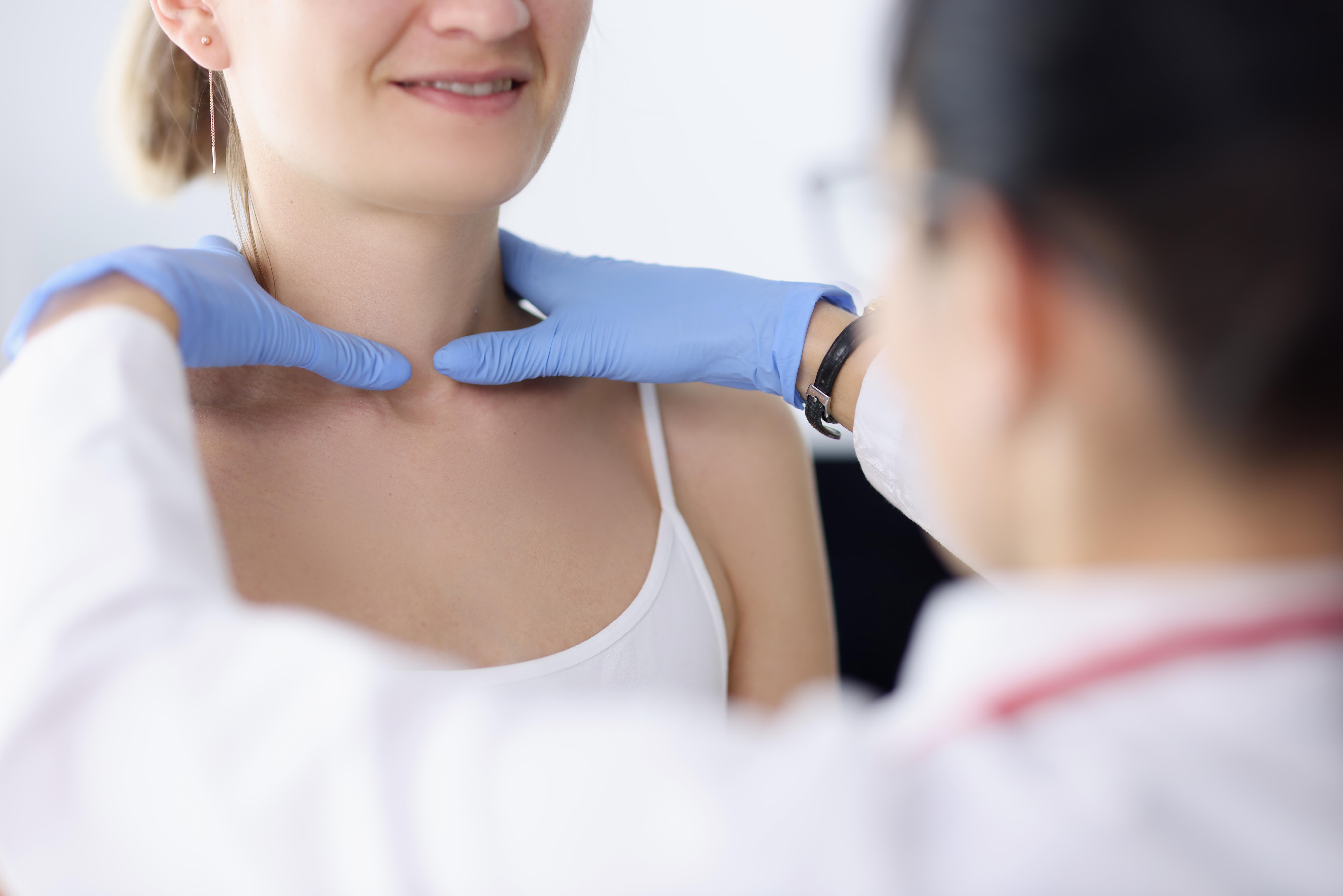 Como tratar problemas na tireoide?