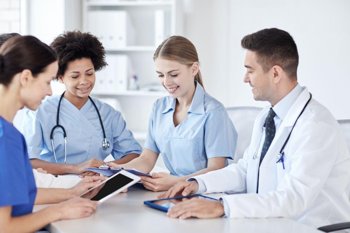 Finanças de hospital